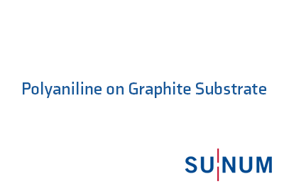 Polyaniline on Graphite Substrate